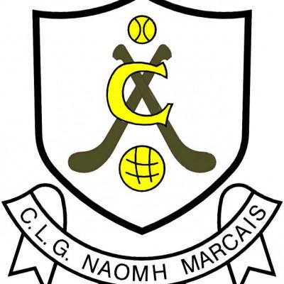 Naomh Marcais Crest 2014